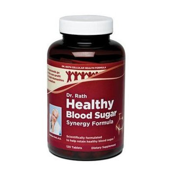 Healthy Blood Sugar Dr. Rath 120 Tabs