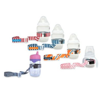 Booginhead SippiGrip Cup & Bottle Holder - Orange