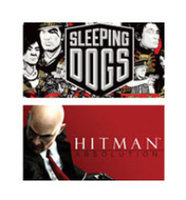 Sleeping Dogs + Hitman: Absolution