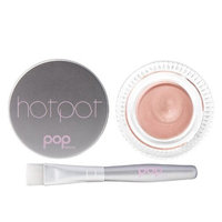 POP Beauty Ka-Ching Hot Pot Gel Eyeliner, Peach Prize