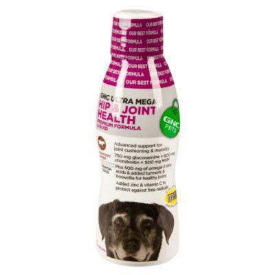 GNC PetsA Ultra Mega Hip & Joint Health Liquid Formula