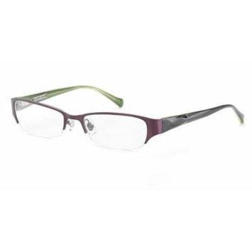 Lucky Brand Casey Eyeglasses Purple