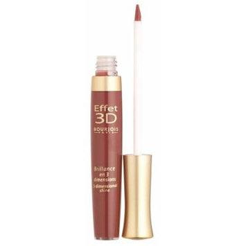 Bourjois Lip Care 0.2 Oz Effet 3D Lipgloss - #44 Cannelle Unic For Women