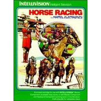 Intellivision Productions Horse Racing (Intellivision)