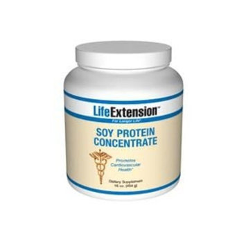 Life Extension Soy Protein Power, 16-Ounce