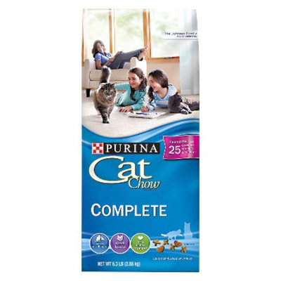 Purina Cat Chow Cat Chow Complete Dry Cat Food - 6.3 lb