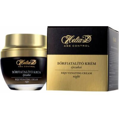 Helia-D Age Control - Rejuvenating Night Cream