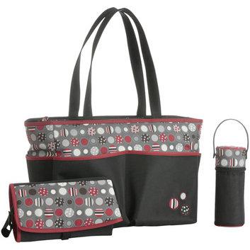 Graco 3-Piece Diaper Bag Set