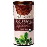 The Republic of Tea, Double Dark Chocolate Mate, 36-Count