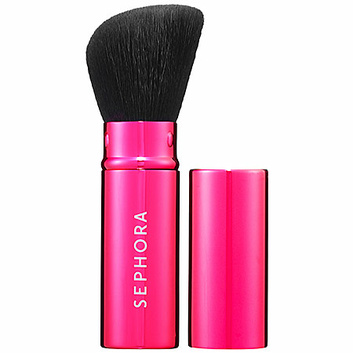 SEPHORA COLLECTION Retractable Brushes Pink Blush Brush
