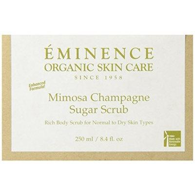 Eminence Organic Skin Care Eminence Mimosa Champagne Sugar Scrub, 8.4 Ounce