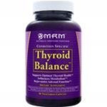 MRM Thyroid Balance: Supports Optimal Thyroid Health, 90-Count