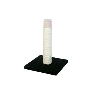 Alpha Pooch Purrfect Single Sisal Scratch Post