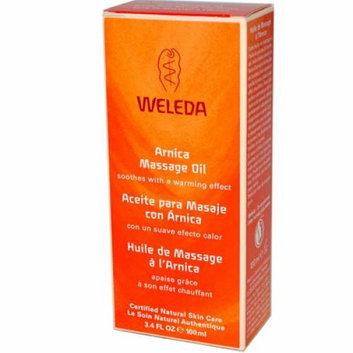 Weleda Massage Oil Arnica 3.4 fl oz