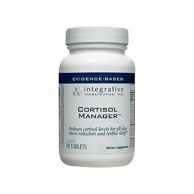 Integrative Therapeutics - Cortisol Manager 90 tabs