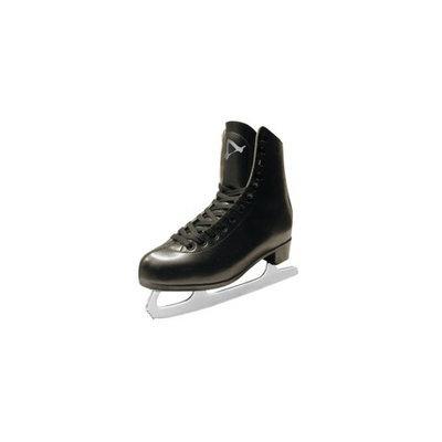American Athletic Men's American Leather Lined Figure Skate - Black (8)