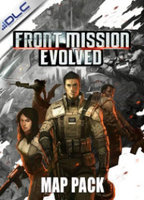 Double Helix Front Mission Evolved: Map Pack