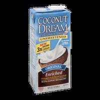 Coconut Dream Original Unsweetened Coconut Drink