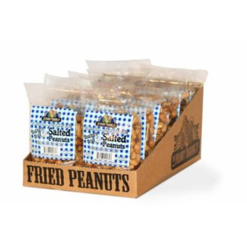 Peanut Trading Company Salted Fried Peanuts 12 Count