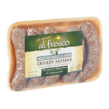 Al Fresco All Natural Chicken Sausage Roasted Garlic & Herb