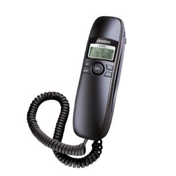 Uniden Slimline Caller ID Corded Phone - Black (1260BK)