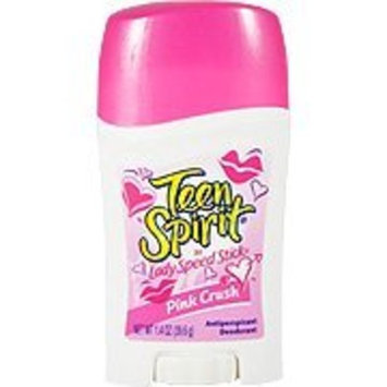 Teen Spirit Pink Crush - Antiperspirant Deodorant, 1.4 oz,(Teen Spirit)