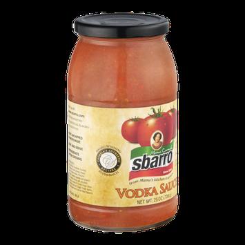 Sbarro Sauce Vodka