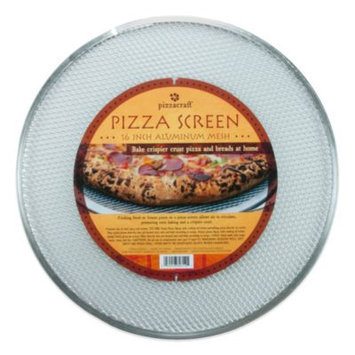 pizzacraft Grill Tools 16 in. Round Aluminum Pizza Screen PC0312