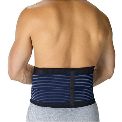HoMedics MW-BHC1 TheraP Hot/Cold Therapy Back Wrap with the Power of Magnets, Small/Medium
