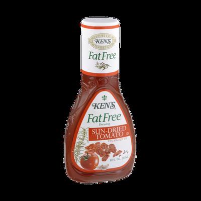 Ken's Fat Free Sun-Dried Tomato Vinaigrette Dressing