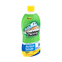 Scrubbing Bubbles Active Scrub Citrus Scent Cream Cleanser