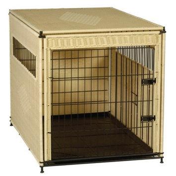 Mr. Herzher's Small Wicker Pet Residence