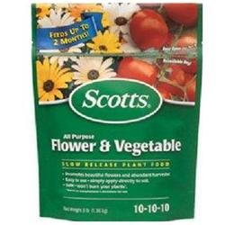 Scott's Scotts All Purpose Plant Food 3 Pounds - Part #: 1009001