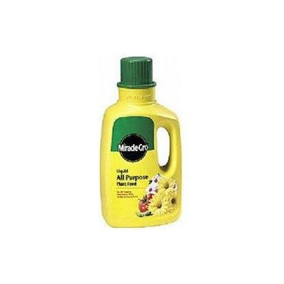 Miracle Gro Mg Qt Liquid All Purpose Plant Food 1001502 by Scotts
