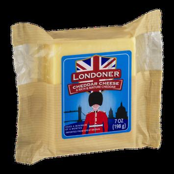 Londoner Cheddar Cheese