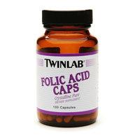 Twinlab Folic Acid Caps