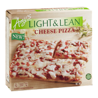 Amy's Light & Lean Cheese Pizza