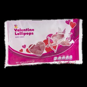Ahold Valentine Lollipops Hard Candy