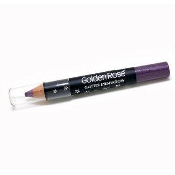 Golden Rose Glitter Eyeshadow Jumbo Pencil (203 Purple)