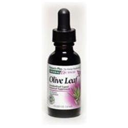 Nature's Plus Herbal Actives Olive Leaf - 125 mg - 1 fl oz