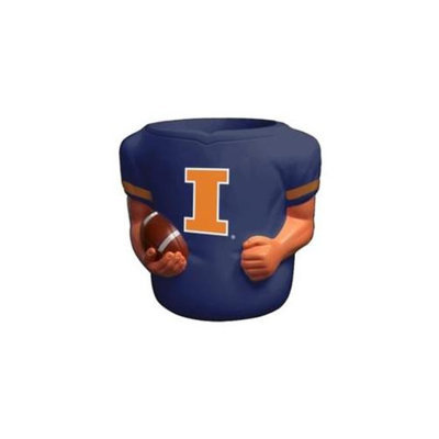 Caseys Distributing 2655170808 Illinois Fighting Illini Jersey Can Cooler