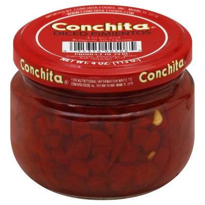 Conchita Pimiento Diced 4 OZ -Pack Of 12