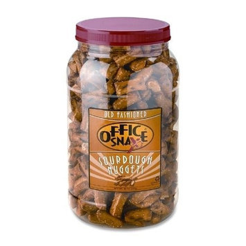 Office Snax Products Office Snax Pretzels, Old Fashion Sour Dough Nuggets, 30 oz. SKU-PAS934051