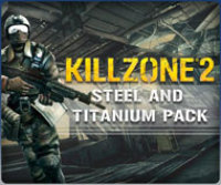 Sony Computer Entertainment Killzone 2: Steel and Titanium Pack DLC