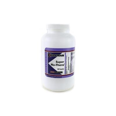 Kirkman Super Nu-Thera Hypoallergenic -- 360 Capsules