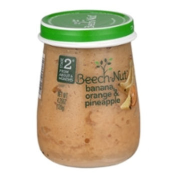 Beech-Nut Stage 2 Naturals Banana, Orange & Pineapple (4.25 oz.)