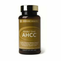 Quality of Life Kinoko AHCC Gold Immune Health- 500 mg 30 count