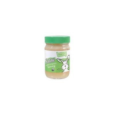 Honey Bunny 100% Organic Raw Honey 16 oz. (Pack of 6) ( Value Bulk Multi-pack)