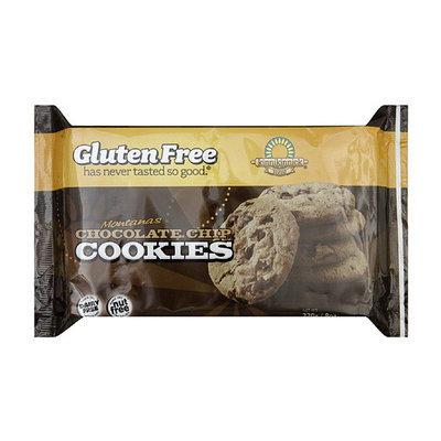 Kinnikinnick Foods Montanas Chocolate Chip Cookies