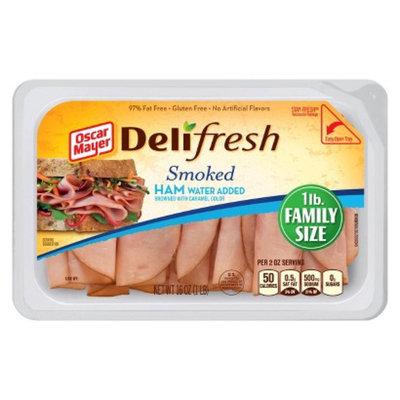 Oscar Mayer Deli Fresh Smoked Ham 16 oz